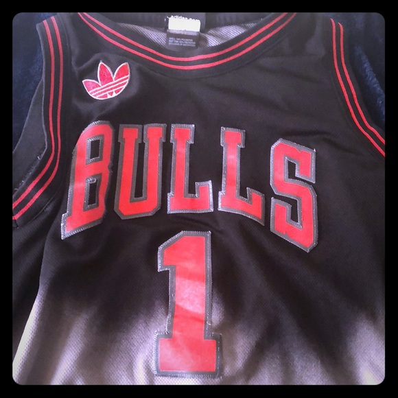 promo code df880 27a18 This is a bulls limited edition jersey/2014/rare